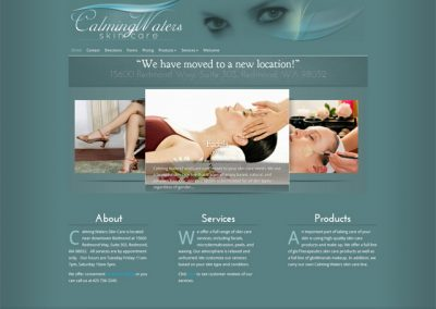 Calming Waters Skin Care