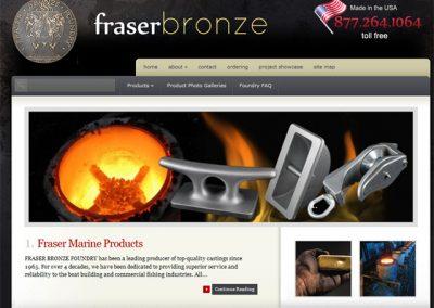 Fraser Bronze