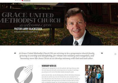 Grace United Methodist Church Seattle