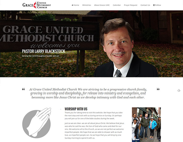 Grace United Methodist Church Seattle