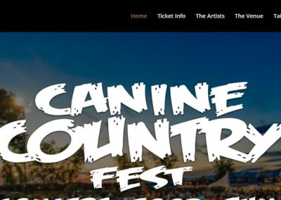 Canine Country Fest