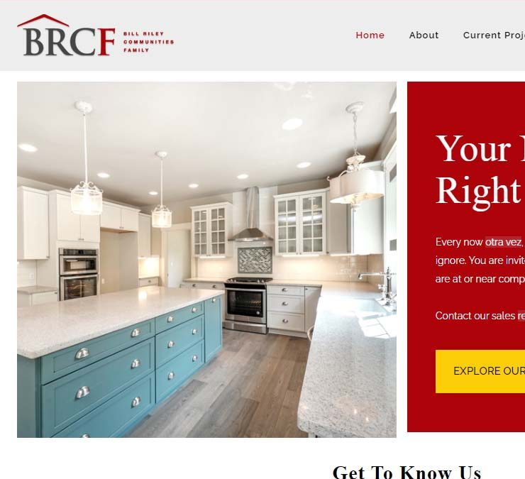 BRCF Homes