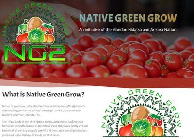 Native Green Grow
